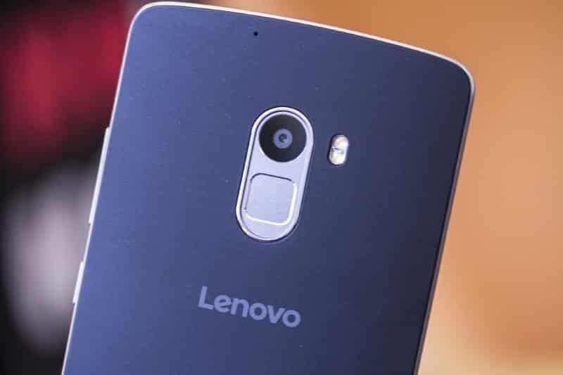 Telefone 0800 da Lenovo