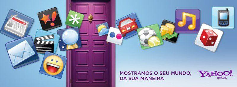 Yahoo Brasil suporte tecnico