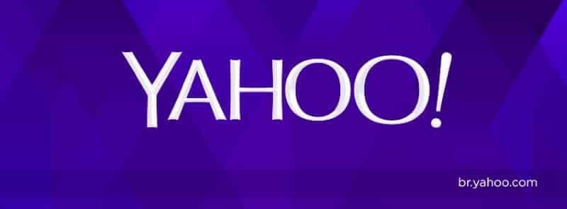 suporte site Yahoo