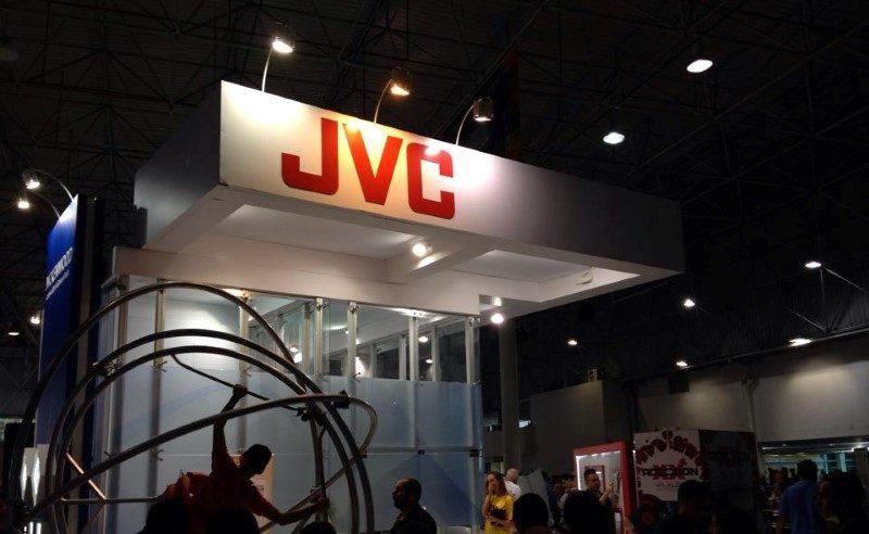 JVC Suporte técnico
