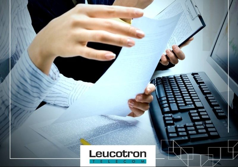 Leucotron Telecom contato