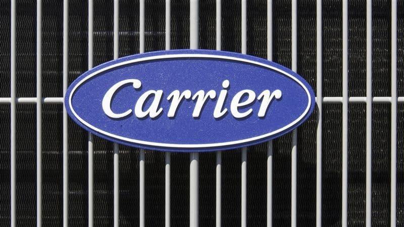 suporte técnico Carrier