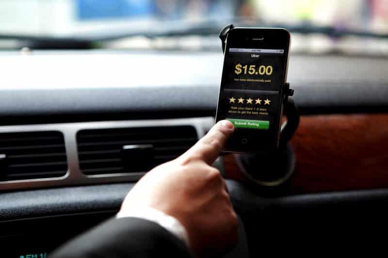 0800 uber