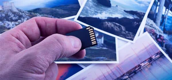 Recuperar fotos cartão memoria corrompido