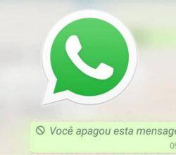 mensagens apagadas no whatsapp saiba como recuperar