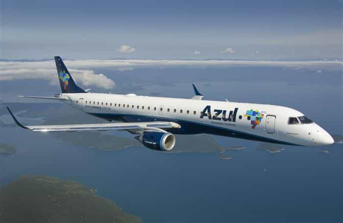 linhas aereas voeazul